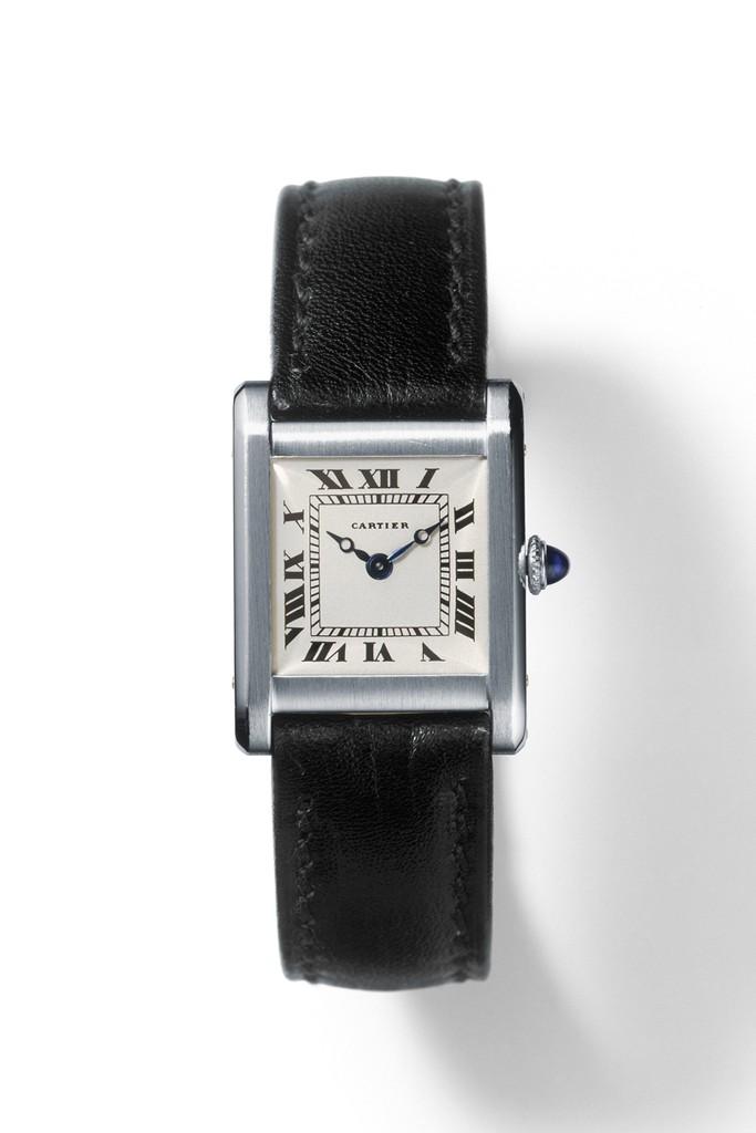 Познатиот модел на часовник Тank од 1920 година