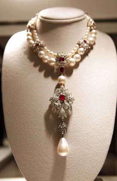 """Ѓерданот """"Ла Перегрина"""" стана едно од најфамозните парчиња накит во 20 век"""