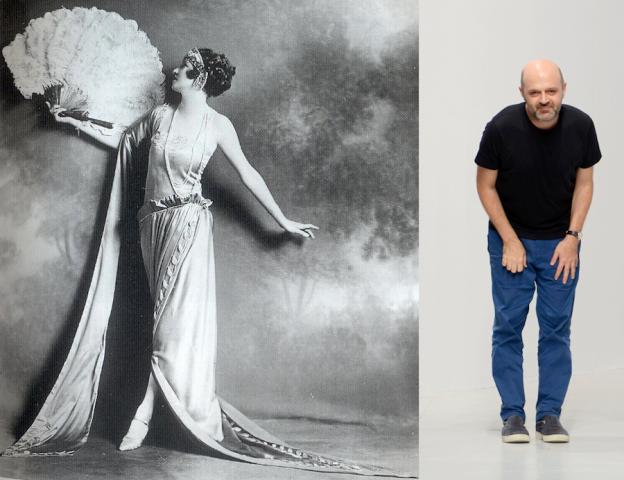 Дизајнерот ќе даде свој придонес во возобновувањето на модната куќа на Маделин Вионе