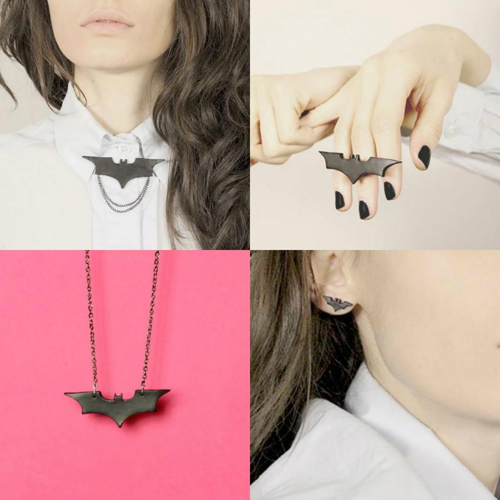 Пачиња накит инспирирани од Бетмен