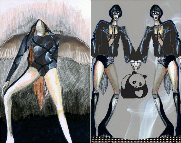 Скици за новата колекција на Yes Maser