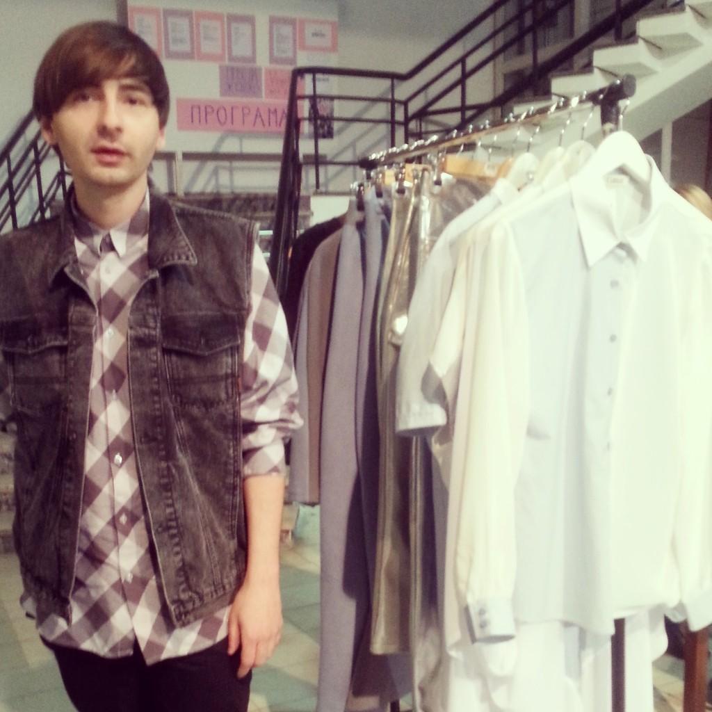 Драган Христов од Ludus Loves Fashion