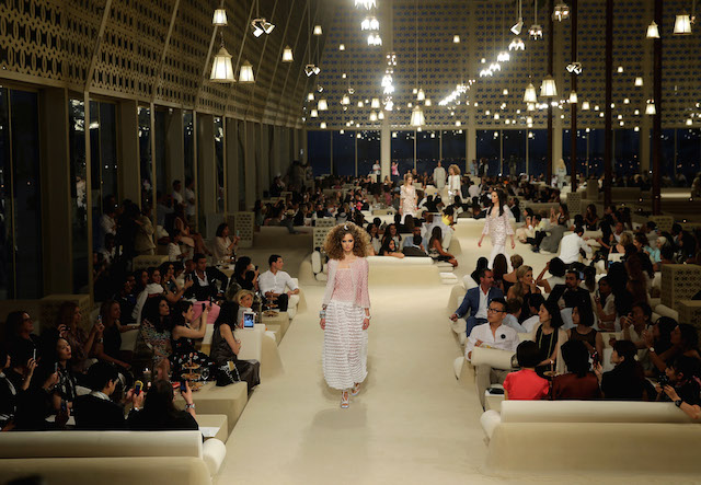 Chanel Cruise 2014/2015 Collection - Runway