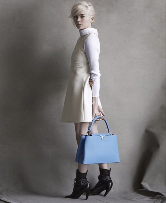 Michelle Williams  Louis Vuitton3