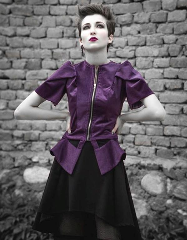 kolekcija grunge glamour esen zima vladimir vidanovski