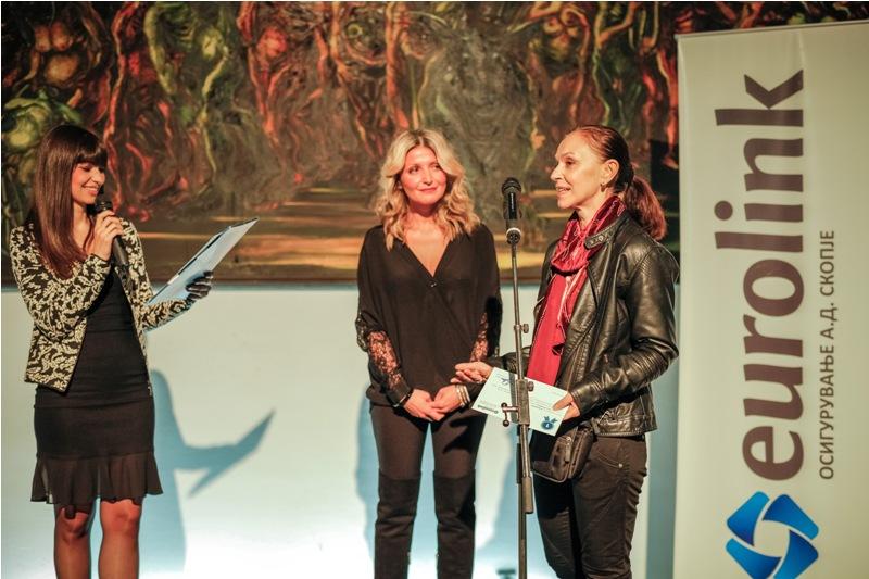 Победничката на фото - конурсот Маја Златевска