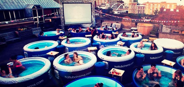 4 hot tube cinema london