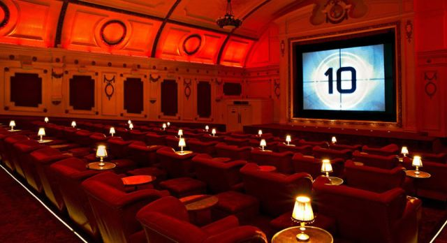 8 electric cinema london
