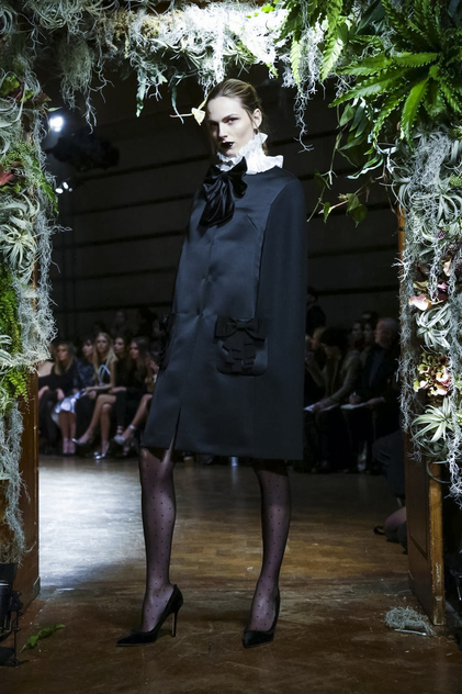 Giles Fall Winter 2015 RTW London