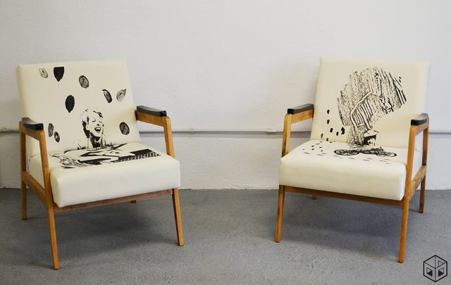 SPIN furniture