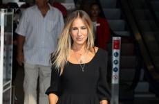 sarah-jessica-parker-little-black-dress-collection