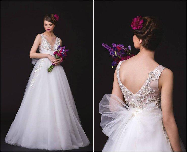 12 claris bride
