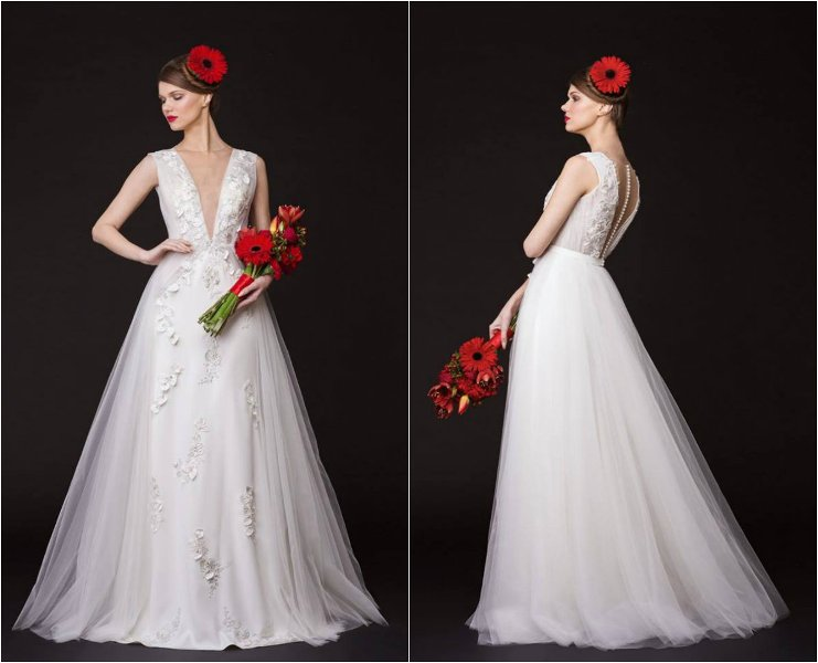 3 claris bride