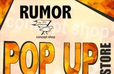Rumor Poster Skopje