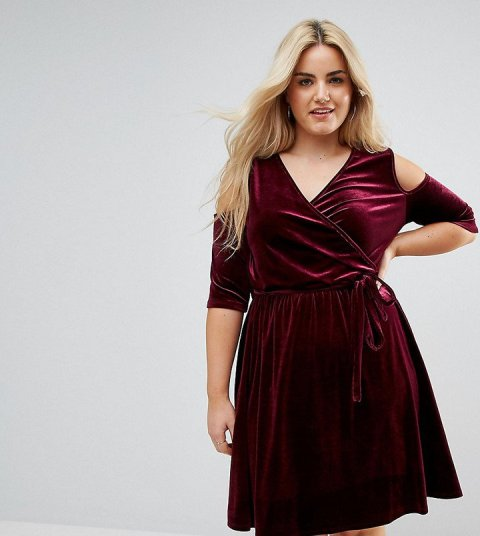 plus size holiday dresses (10)