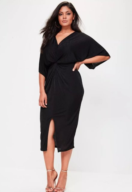 plus size holiday dresses (3)