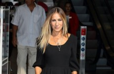 sarah-jessica-parker-little-black-dress-collection