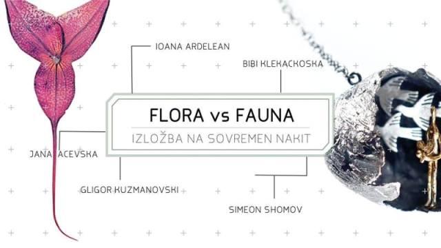 flora vs fauna