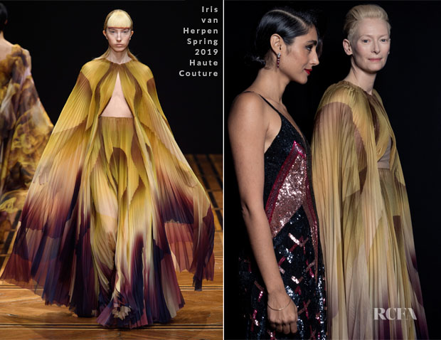 2 Tilda-Swinton-In-Iris-van-Herpen-Haute-Couture-2-Les-Galaxies-de-Cartier