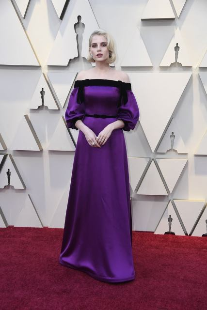 Lucy-Boynton-2019-Oscars