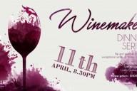 Winemaker Dinner series