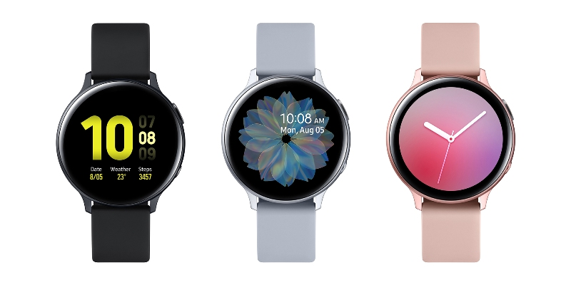Galaxy Watch Active2 Aluminum 40mm