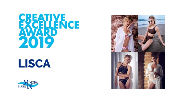 Lisca Creative Excellence Award