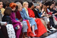 Roksanda Front Row - London Fashion Week February 2020 Cate Blanchett on the Front Row during the Roksanda show at Lond