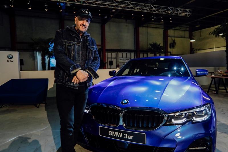 2019 Spoj na dve legendi Vlatko Stefanovski i BMW Serija 3