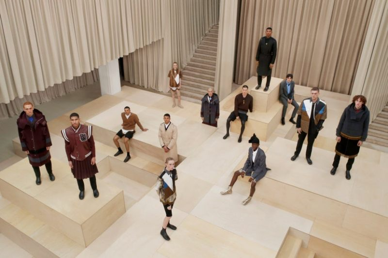 Burberry Autumn_Winter 2021 Menswear