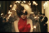 Emma-Stone-Red-Dress-in-Disney-Cruella-Trailer