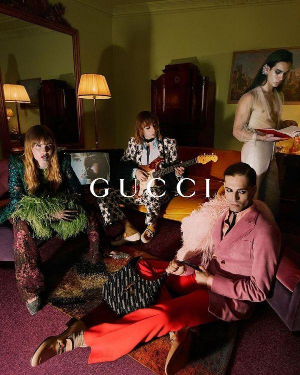 1 Gucci x maneskin